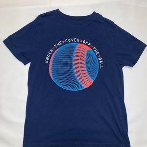 Boys sports t-shirt